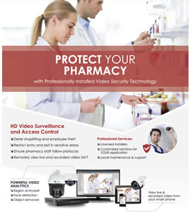 Pharmacy Security Solutions